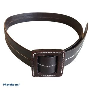 Calvin Klein genuine leather belt